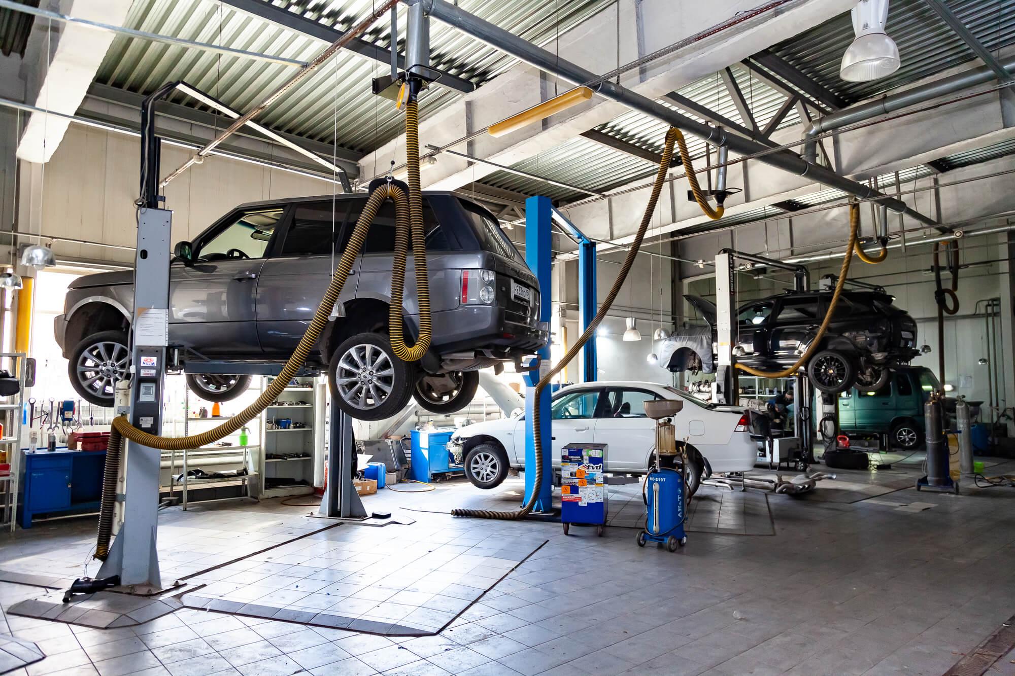 where is the best land rover repair davie fl?