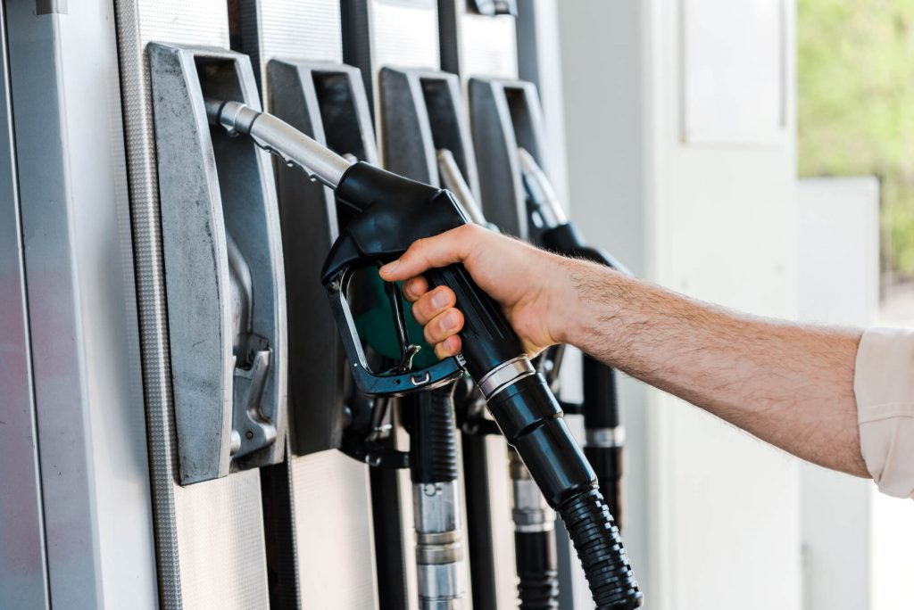 gas pump Land Rover Repair Davie FL